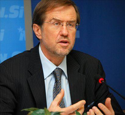 Evropski poslanec Lojze Peterle