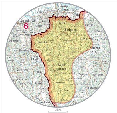 Zemljevid Zavoda 25. junij; <b>klik za povečavo</b>