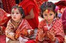 Bel Bibaha Nepalke odreši stigme vdovstva