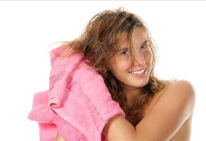 Sušenje las