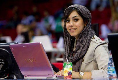 Iranska poročevalka.