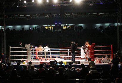 V stožiški dvorani se je odvil nepozabni boksarski dogodek.