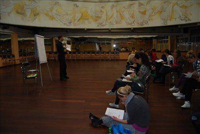Med uro Psihologije učenja pri višjem predavatelju Boru Sojarju Voglarju