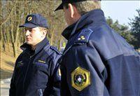 V policijski škodi octavii RS smo se pridružili policistoma Samu Novaku in Nejcu Miheliču.