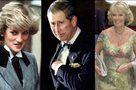 Najslavnejši ljubezenski trikotnik: Diana, Charles in Camilla