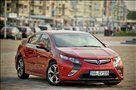 Prva vožnja: Opel ampera