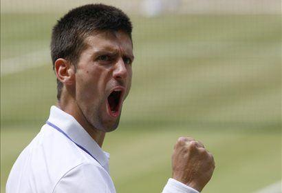 Novak Đoković je letos osvojil dva turnirja za grand slam in bil le enkrat poražen.