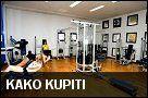 Članstvo v fitnes centru