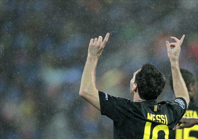 Lionel Messi iz tedna v teden podira nove mejnike.