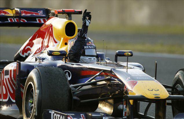 Red Bullov dirkač Sebastian Vettel je na VN Japonske, štiri dirke pred koncem sezone postal svetovni prvak formule 1. Postal je najmlajši dvakratni prvak v zgodovini športa.