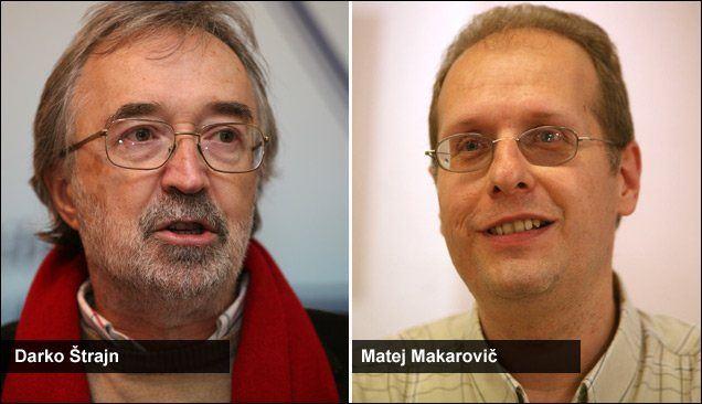 Ponedeljek je bil dan, ko naj bi bila novica dneva volilna odločitev Zorana Jankovića. A ljubljanski župan si je moral pozornost deliti z Gregorjem Virantom, ki je napovedal nastop na volitvah.