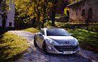 Test: Peugeot RCZ asphalt