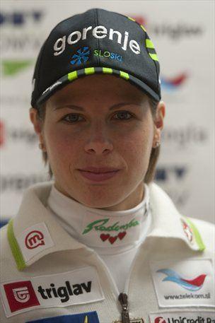 Vesna Fabjan je skupaj z rojakinjami med 20. in 24. decembrom trenirala v Ramsauu.