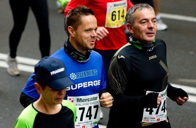 Ermin Raković je jeseni odtekel ljubljanski maraton, zdaj pa išče klub.