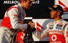 Vettel: Button je bil nepremagljiv