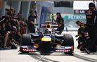 Tarča obtožb zdaj Red Bull