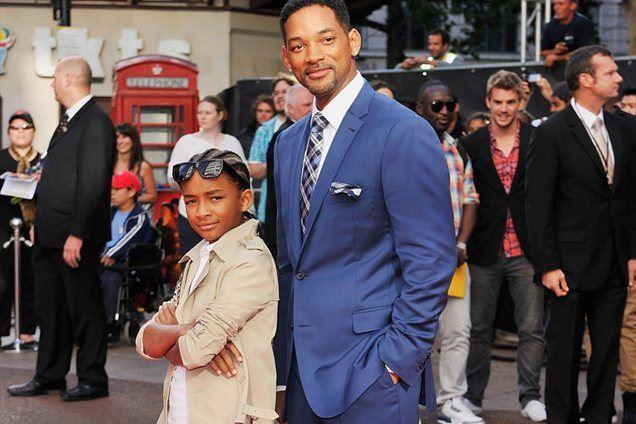 Jaden in Will Smith pogosto sodelujeta.