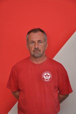 Trener Aluminija je Bojan Flis.