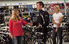 Tekmovalci poslušali nasvete pri nakupu kolesa in opreme