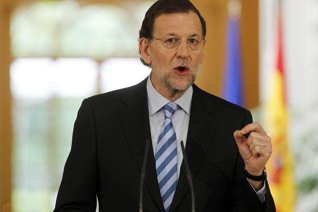Dogovor držav z evrom, da Španiji zagotovijo posojilo za sanacijo problematičnega bančnega sektorja, je španski premier Mariano Rajoy označil za uspeh.