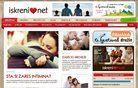 """Na spletni strani iskreni.net """"veliko nesprejemljivih stališč"""""""