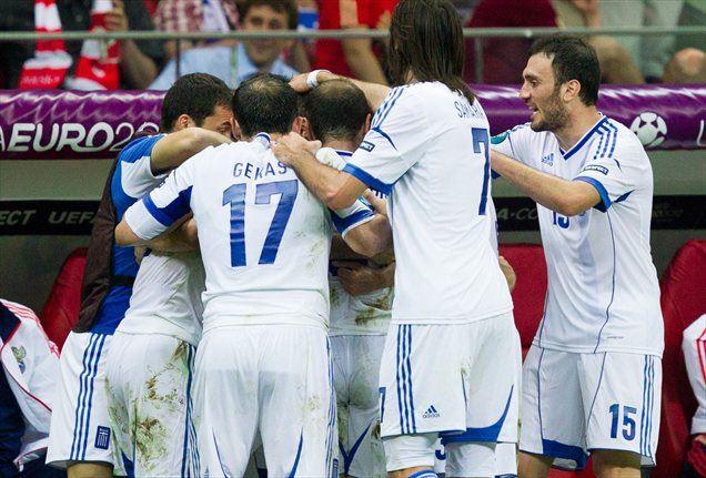 Grki so pripravili novo senzacijo. Premagali so Ruse in se uvrstili med najboljših osem.