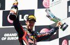 Vettel že tri leta ni bil tako slab, a Valencio obvlada