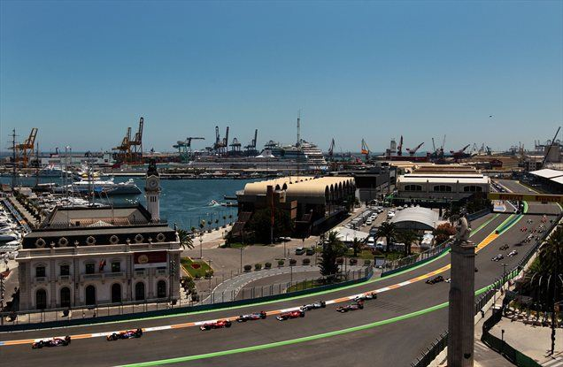 V marini v Valencii bo dirka formule 1 četrtič. Prvo je dobil Felipe Massa, lansko Sebastian Vettel.