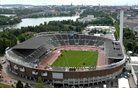Štadion, na katerem je atletika doma