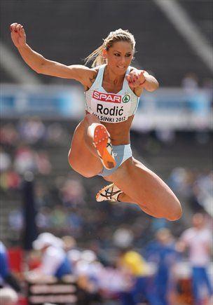 Snežana Rodić je izpadla v kvalifikacijah.