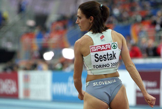Marija Šestak je lahko zadovoljna po nastopu v kvalifikacijah.