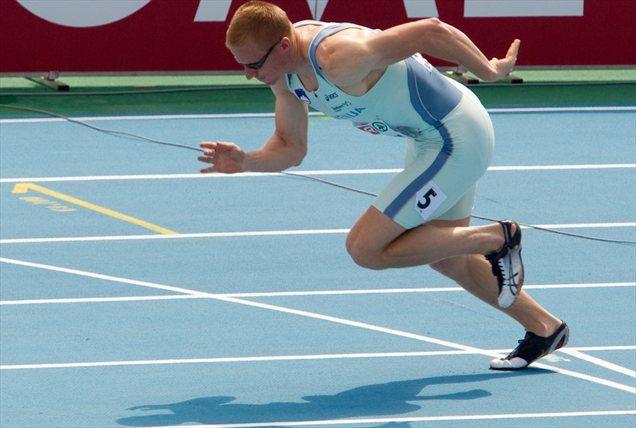 Matic Osovnikar je vse bolj oddaljen od nastopa na olimpijskih igrah.