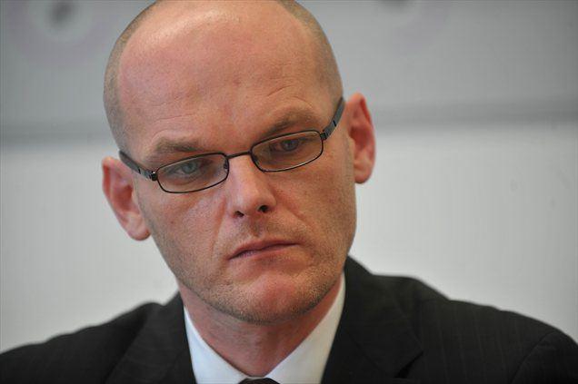 Predsednik komisije za preprečevanje korupcije Goran Klemenčič