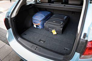 Kako velik je prtljažnik?
