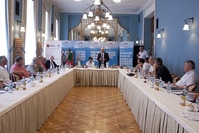 IO OKS je po hitrem postopku potrdil slovensko delegacijo za OI 2012
