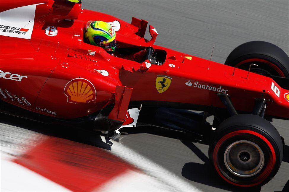 Felipe Massa je na osmih dirkah osvojil 11 točk, Fernando Alonso pa 111.