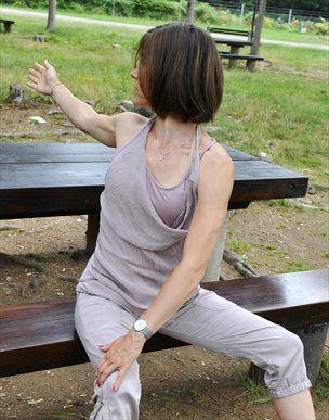 Vaja 4 – razteg hrbtenice