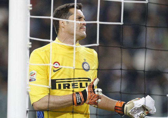 Julio Cesar bo po sedmih letih najverjetneje zapustil milanski Inter.