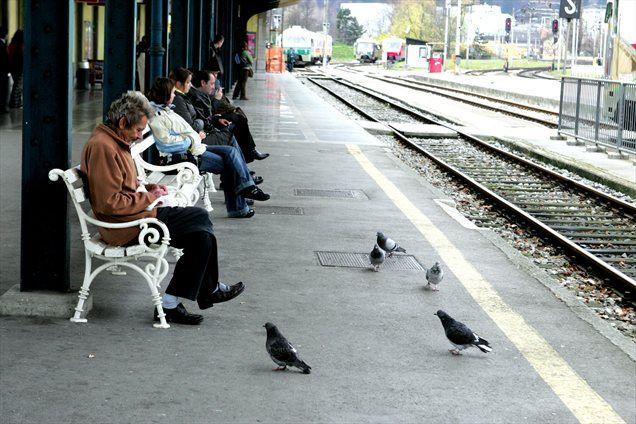Od decembra bo tudi na slovenskih tirih (znova) manj mednarodnih vlakov.