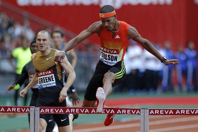 Javier Culson je postavil najboljši izid sezone v teku na 400 metrov z ovirami.