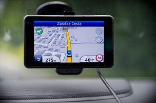 Področje omejitve po navigacijskih napravah