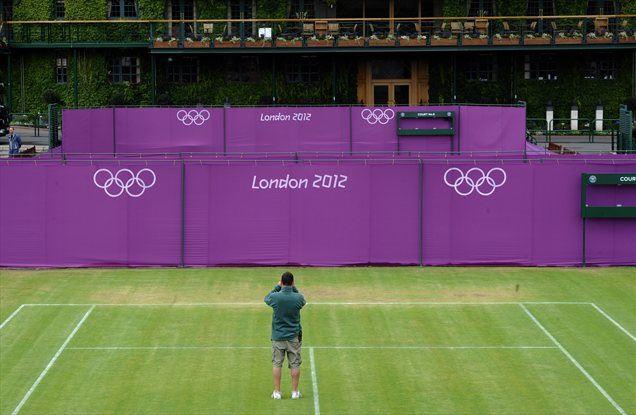 Nova podoba igrišča št. 10 v Wimbledonu.