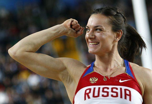 Jelena Isinbajeva želi popraviti še nekaj manjših tehničnih težav.