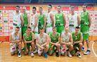 Dvanajst slovenskih košarkarjev