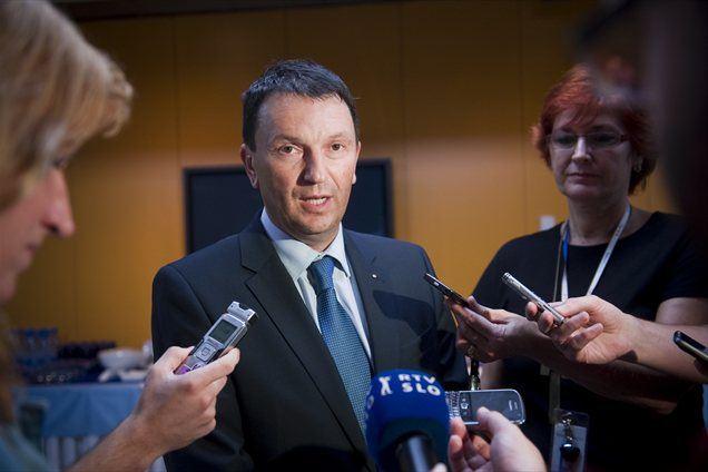 Predsednik nadzornega sveta Telekoma Tomaž Berginc
