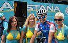 """""""Božo"""" ima podporo tudi pri Astana Girls"""