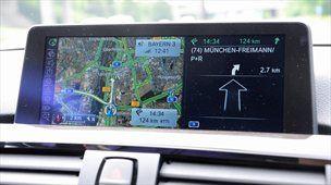 Vse se dogaja prek BMW ConnectedDrive