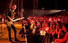 Koncert angleške skupine Duran Duran v Kižankah. Foto: Matej Povše
