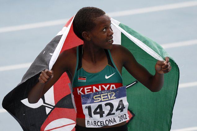 Faith Chepngetich Kipyegon je zmagala v teku na 1500 metrov, Slovenka Maruša Mišmaš pa je bila deveta.