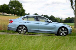 Tudi BMW-jeva eko doktrina še vedno temelji predvsem na voznih užitkih in učinkovitosti